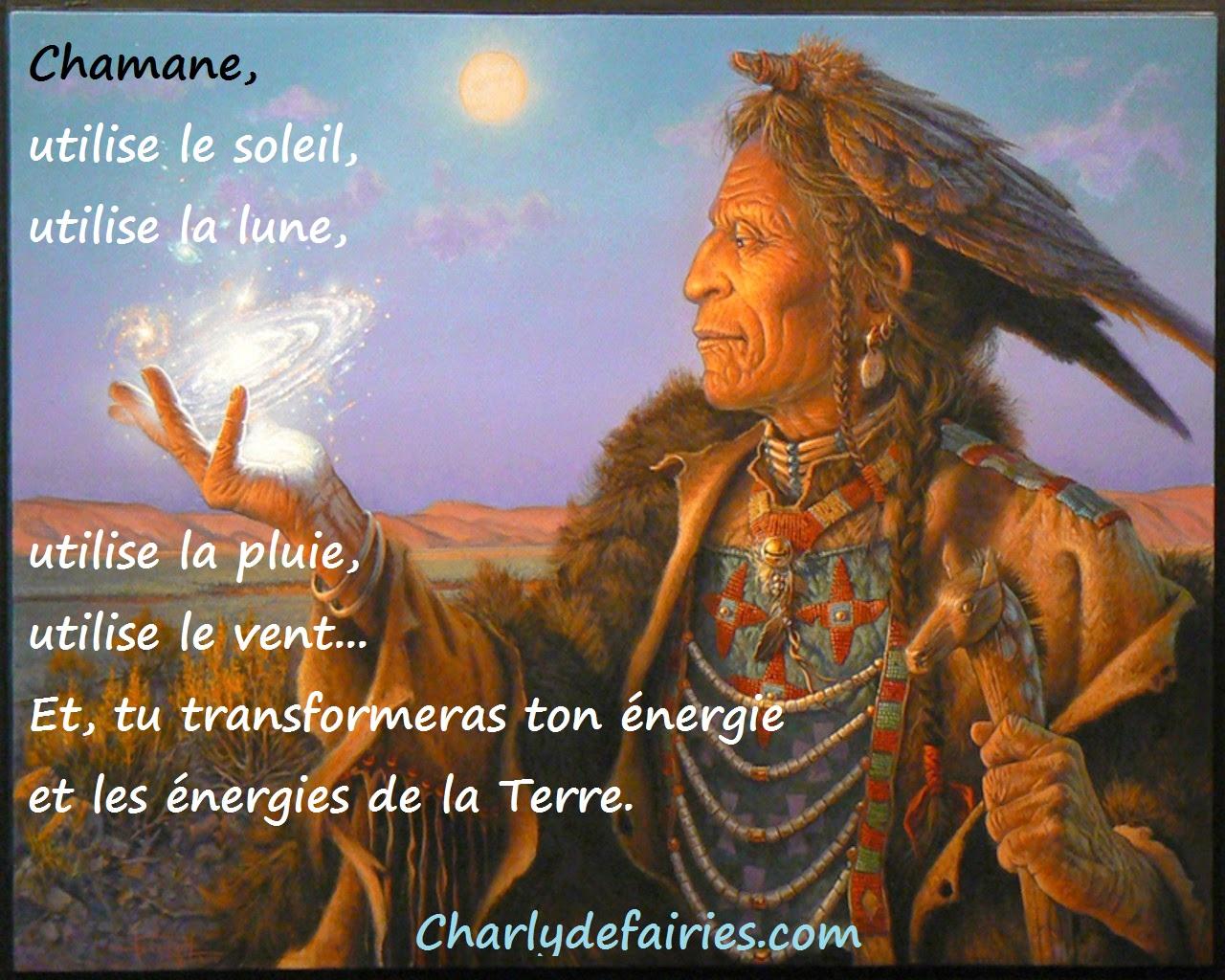 Prière Amérindienne…