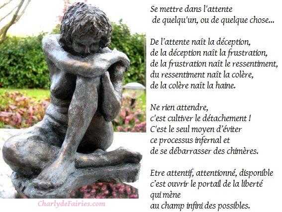 L'interminable ATTENTE ! …